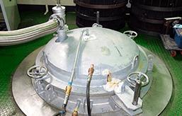 非鉄金属熱処理炉