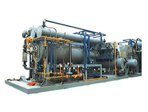 雰囲気ガス発生装置